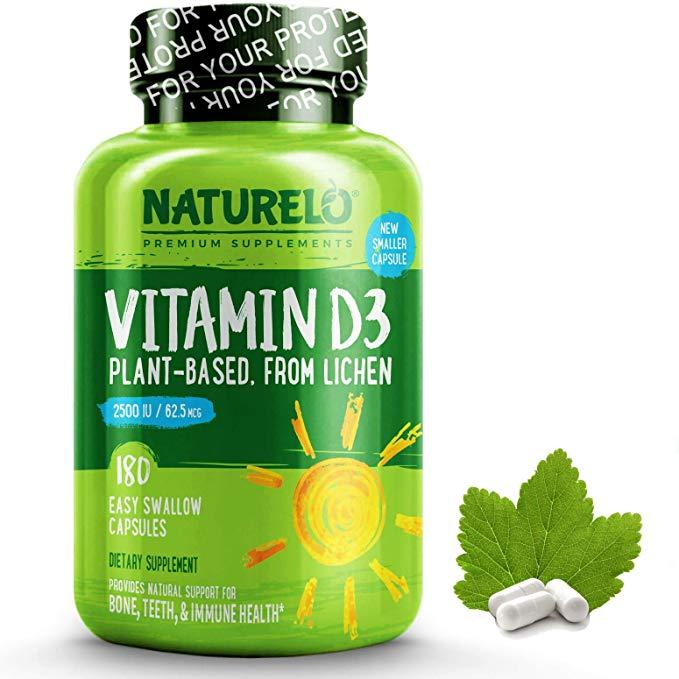 10 Vegan Vitamin D Supplements