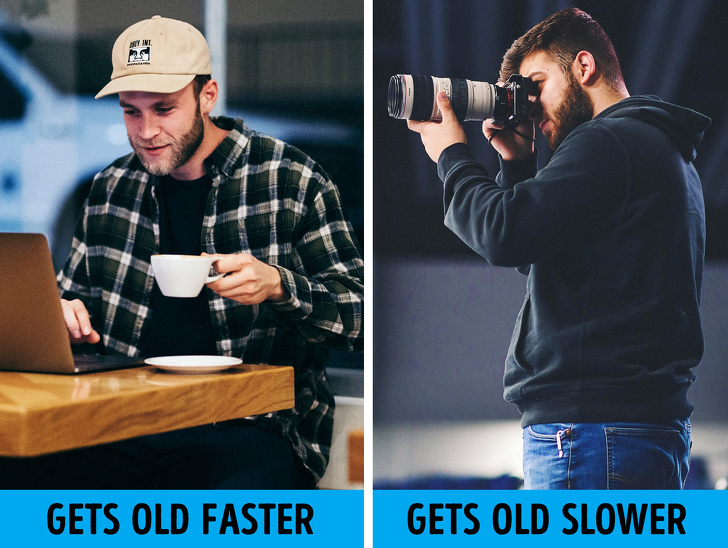 11 Things That Make Your Body Age Faster