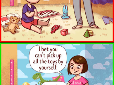 16 Tips Help Parents Teach Children in a Peaceful way