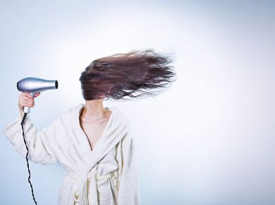 5 Best ways to care for dry hair