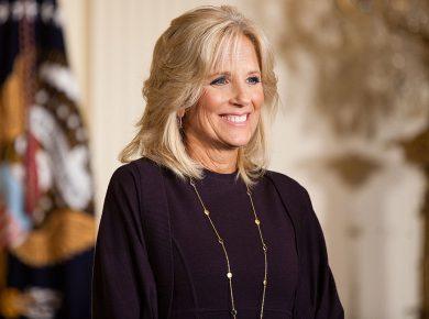 Views of Jill Biden