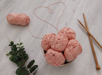 This is 6 helpful tips for knitting