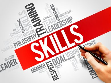 Skills that must be found on a CV