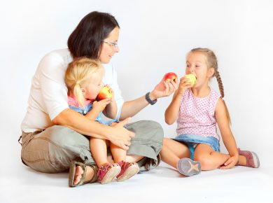 Tips to help Your Children lose weight
