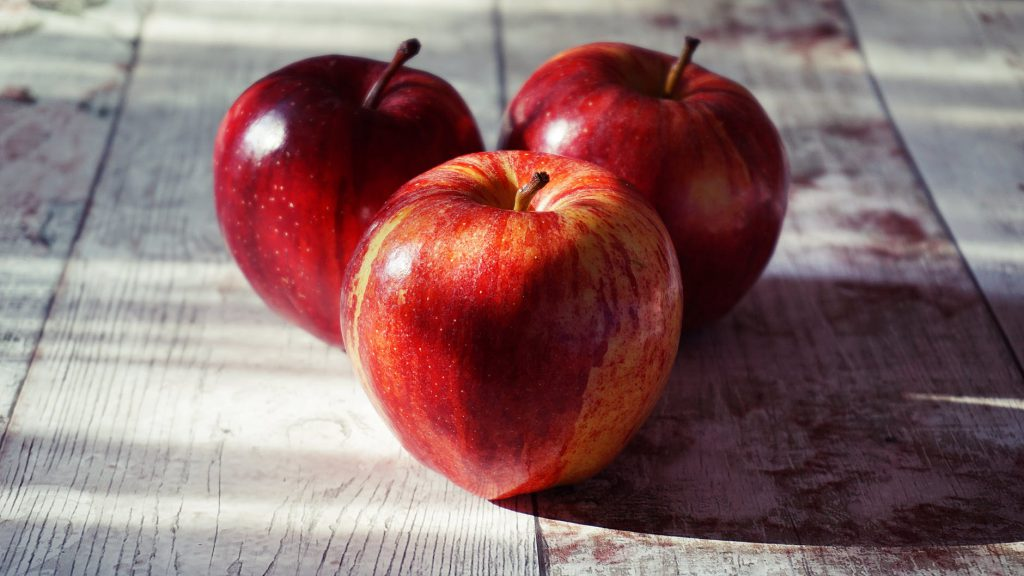 Apples Can Keep You Healthy
