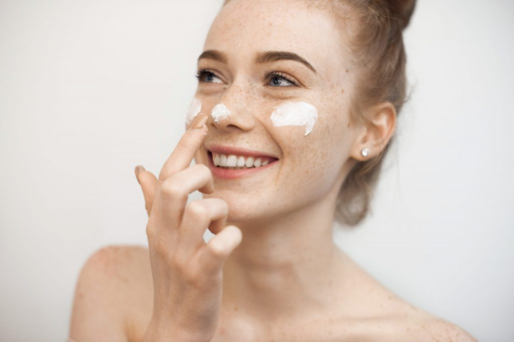 smooth and healthy skin