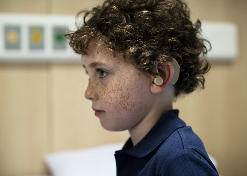 Treat Hearing Loss In Children