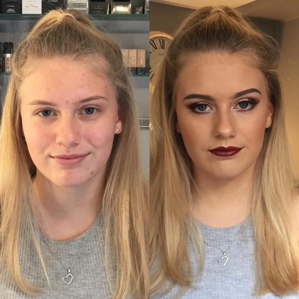 Things That Can Happen If You Stop Wearing Makeup