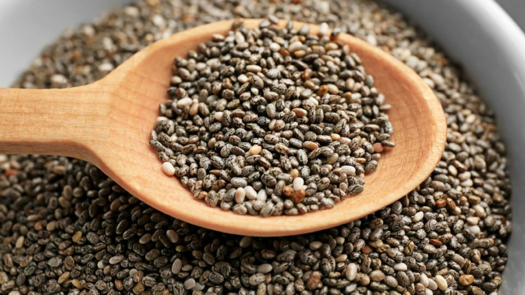 5 Benefits And Nutrition Facts Of Chia Seeds