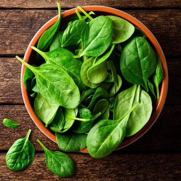 8 Health Benefits of Eating Spinach
