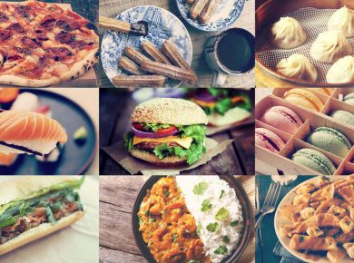 Popular Food in the World