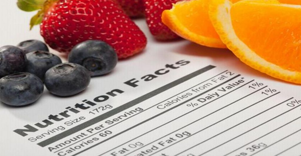7 Most Important Facts Of The Nutrition Label