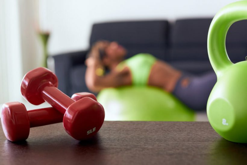 Tips To Enjoy And Sustainable Your Workout At Home